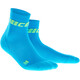 cep Dynamic+ Ultralight Short Socks Men electric blue/green